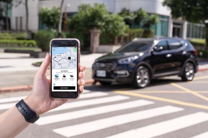 Uber轉型多元計程車 北市府核復首家「免裝計費表」車行