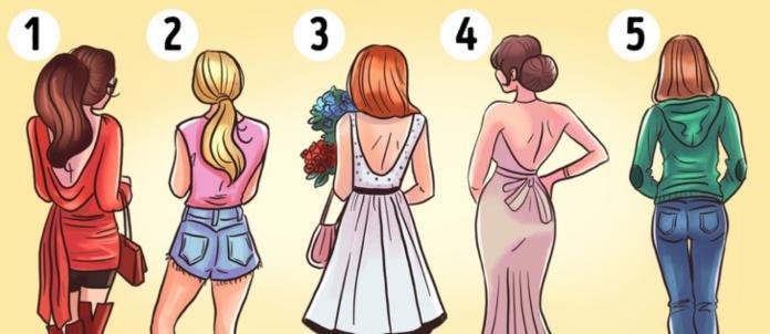 趣味測驗!從<b>背影</b>挑選誰轉身後最正? 看出你的隱藏個性
