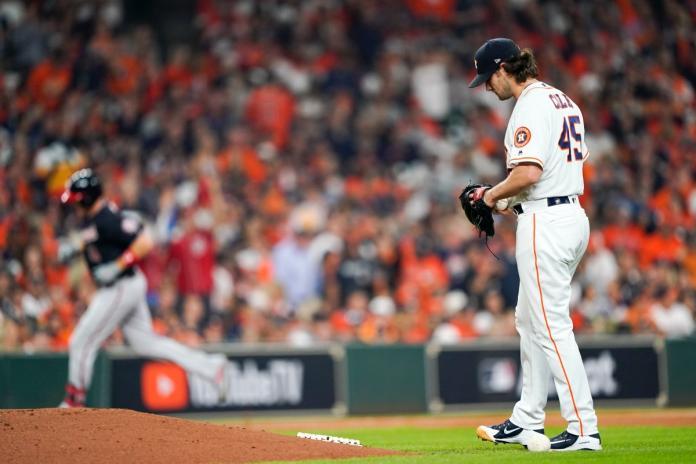 MLB/半年來首次嚐敗投 Cole:我沒表現好