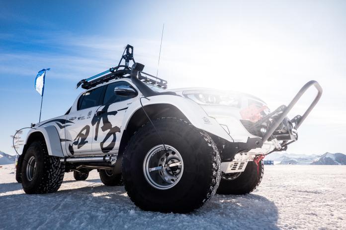 去你的南極<b>冒險</b>將開跑 台灣第一支南極長征隊全紀錄曝光