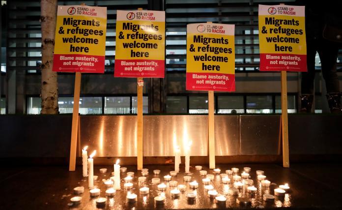 還有多少非法移民慘死? 英媒:至少3貨櫃偷渡者逾百人