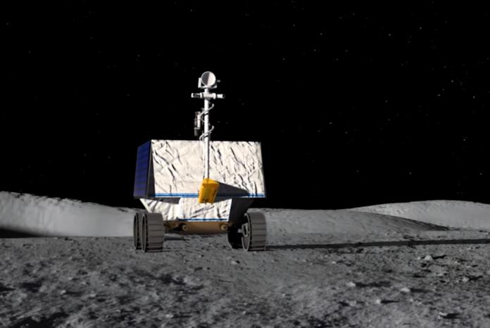 <b>月球</b>上有水?NASA擬派機器人 2020登陸<b>月球</b>尋找水源