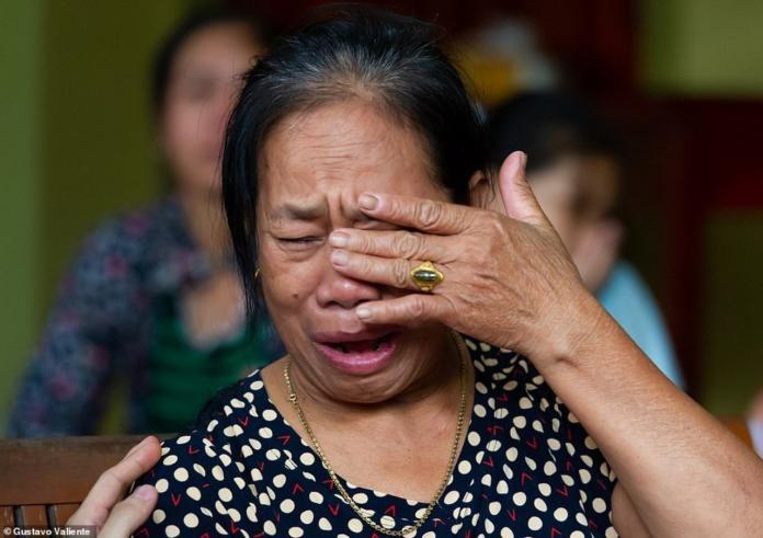 英39屍案越南通報失蹤家庭達24 部分家屬:已有心理準備