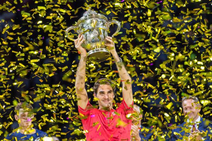 ▲Roger Federer。(圖/美聯社/達志影像)
