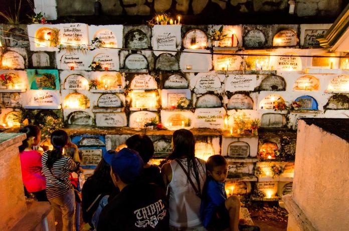 墓地開趴踢?潮流菲律賓之旅和祖先同歡