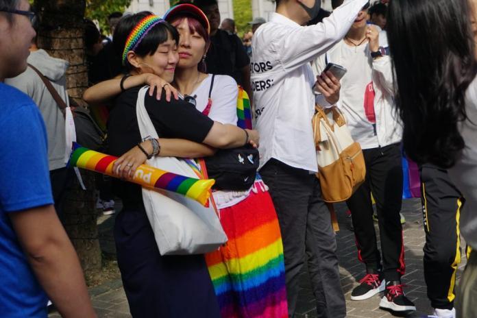 同婚將滿週年!逾4千對新人登記 異國戀也有189對