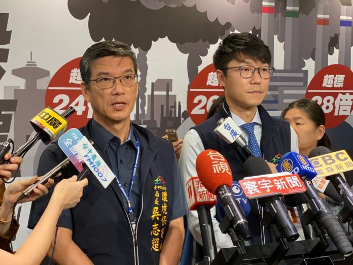 中火「硼」再超標 中市府祭史上最高6000萬罰單