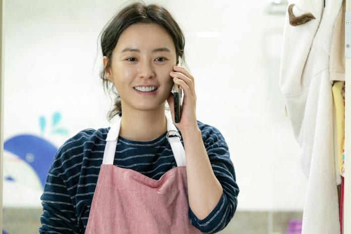 <br> ▲鄭裕美表示很感謝孔劉與她分享許多事物。(圖/車庫娛樂提供)