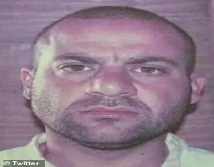 ▲外傳前伊拉克軍官卡達什,已被欽點為伊斯蘭國新領袖。(圖/翻攝自每日郵報)