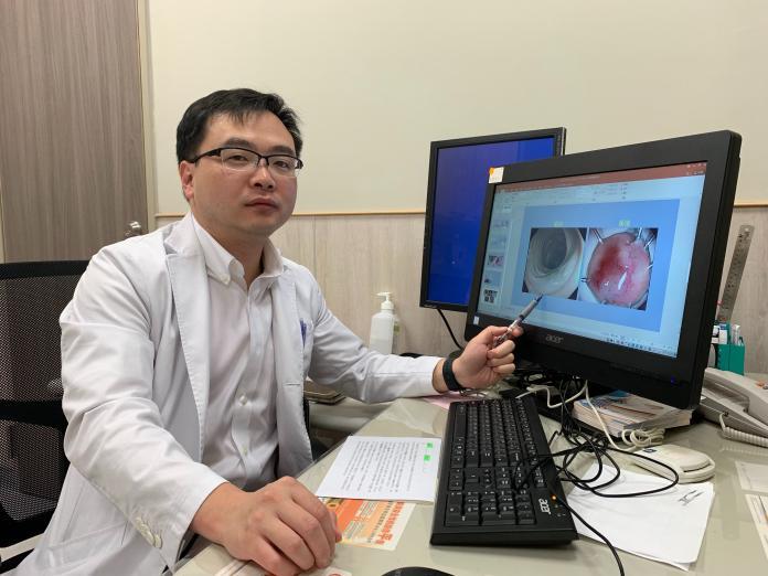 有醫師親友真好!發現<b>瘜肉</b>照片異常 竟是早期大腸癌