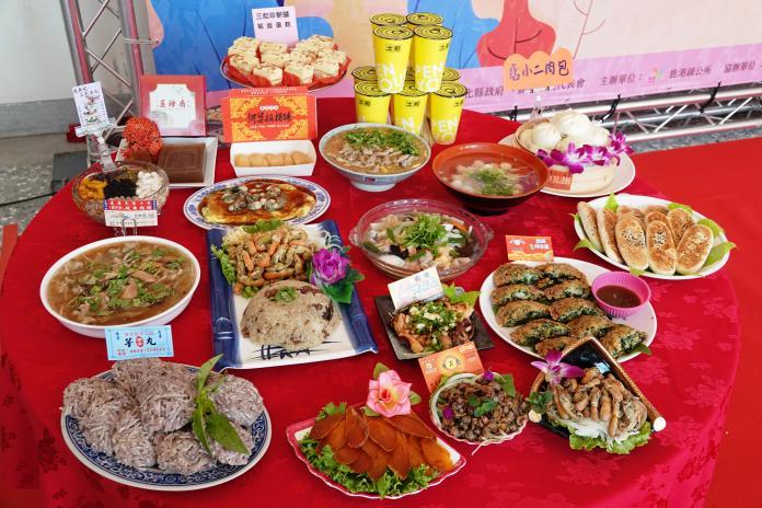 <b>鹿港小吃宴</b>菜色曝光 23道美食、限量450桌