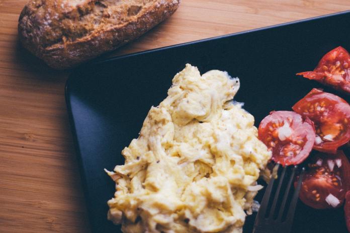 ▲番茄炒蛋的最強SOP曝光。(示意圖/翻攝自pixabay)