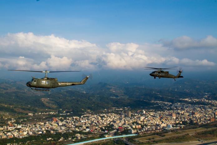 直升機界<b>勞斯萊斯</b>!黑鷹直升機操作成本是UH-1五倍