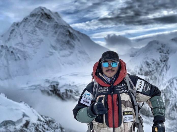 破紀錄!尼泊爾登山家只花了7個月征服14座世界最高峰