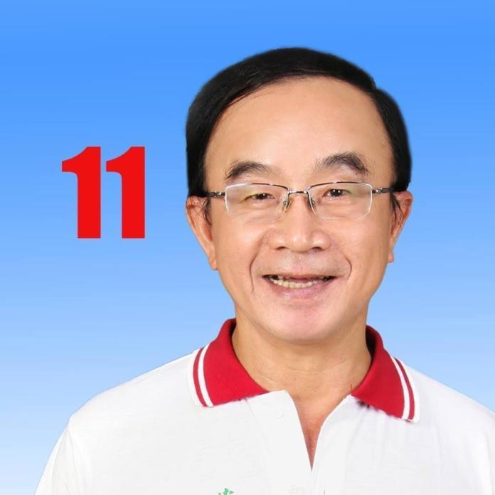 資深綠議員換黨選立委 藍營:民進黨不再民主