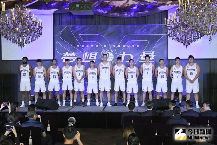 ABL/夢想力量無限大 夢想家全新開季首戰11月23日開打