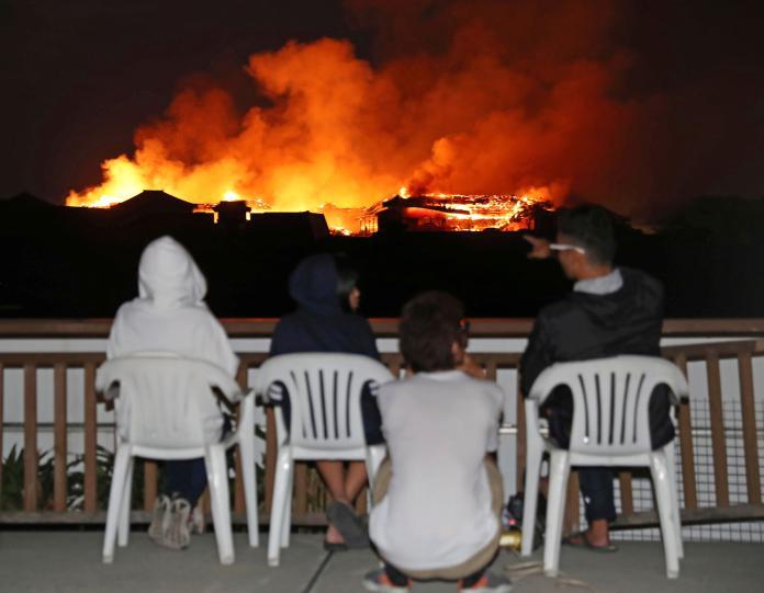 沖繩首里城慘遭大火 台灣捐100萬助重建