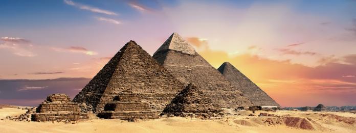 <br> ▲金字塔。(示意圖/翻攝自 pixabay )