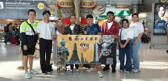 臺泰微電影節頒獎 泰國代表赴臺灣領獎