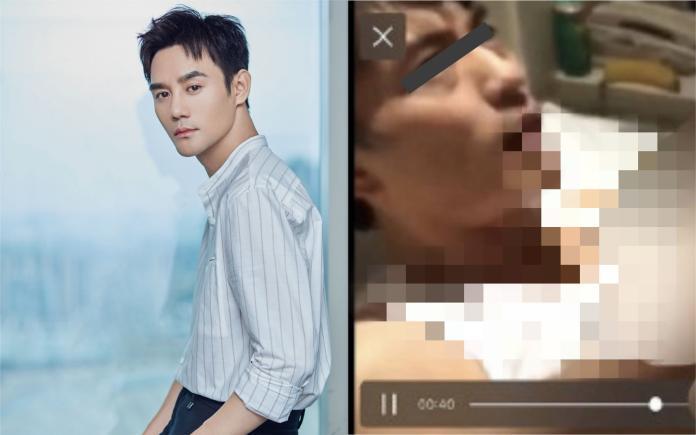 「41秒男男激情片」瘋傳 《<b>瑯琊榜</b>》天菜說話了