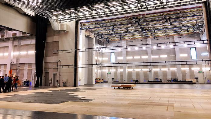 <b>歌劇院</b>舞台遭質疑 衛武營:維持最佳狀態持續優化工程