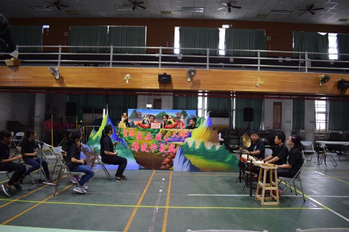 學生創意偶戲比賽 成果相當豐碩
