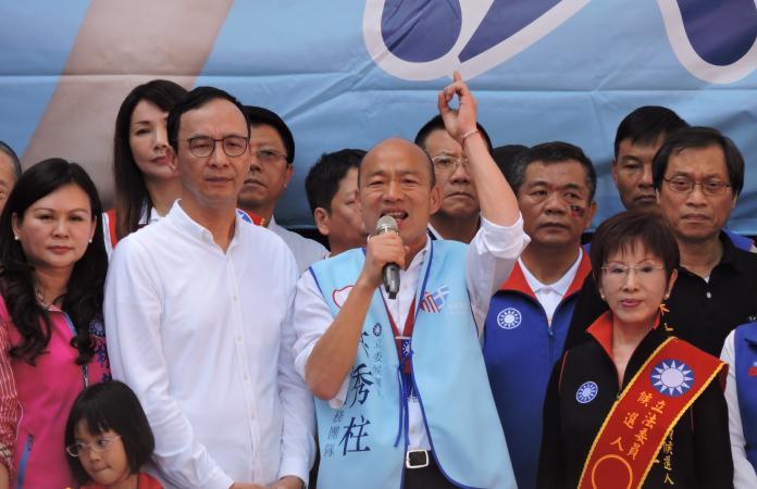 韓國瑜唱紅「<b>我現在要出征</b>」網KUSO改醫師版整個歪樓