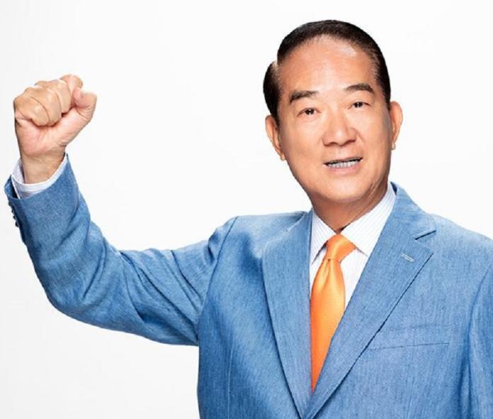 ▲親民黨主席宋楚瑜傳出將參選2020總統。(圖/翻攝自宋楚瑜臉書)
