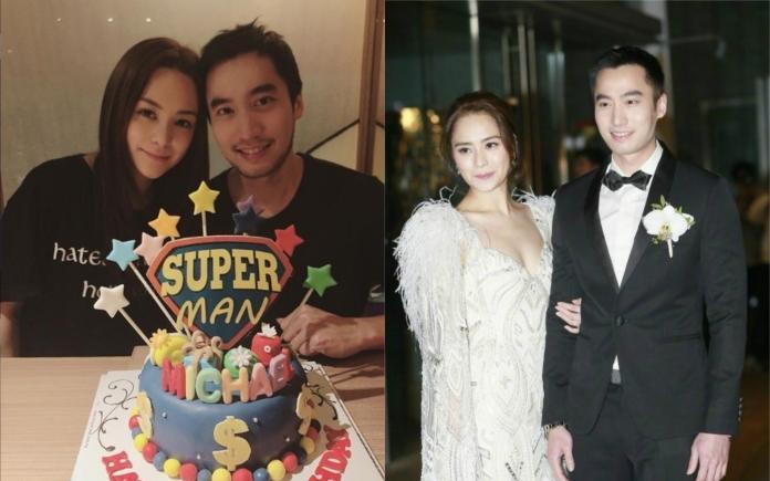 ▲ Twins成員「阿嬌」鍾欣潼嫁給「醫界王陽明」賴弘國成為台灣媳婦。(圖/翻攝IG)
