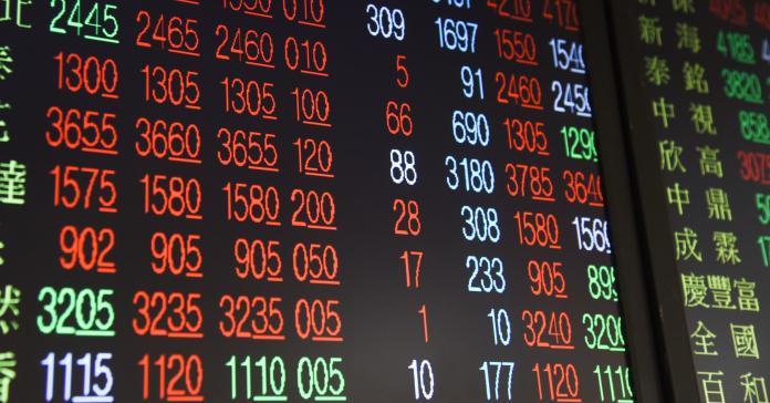 台積電蘋概三王領軍 台股大漲157點、收11556點