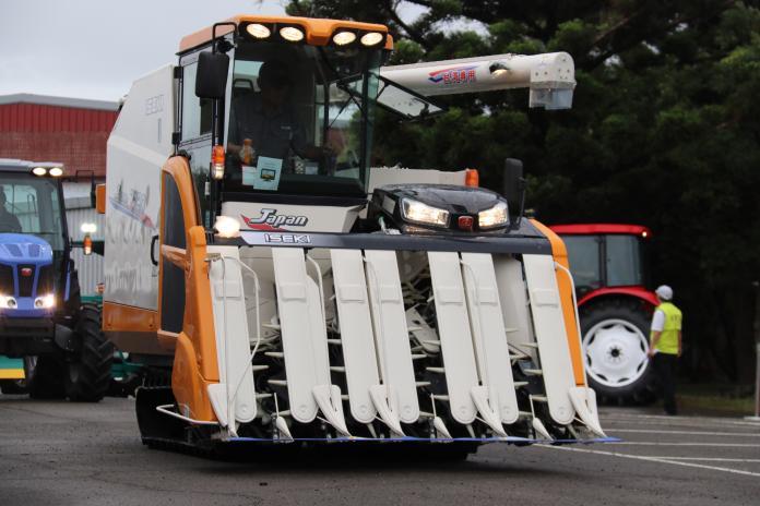 ▲農委會今年陸續推出小型農機、大型農機補助,頗受好評。(圖/農糧署提供)