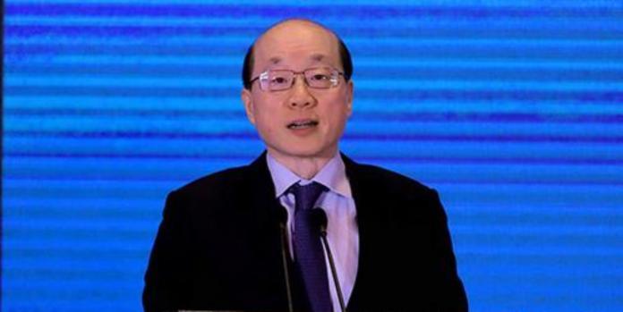 ▲大陸國台辦主任劉結一。資料照。(圖/翻攝自中新網)