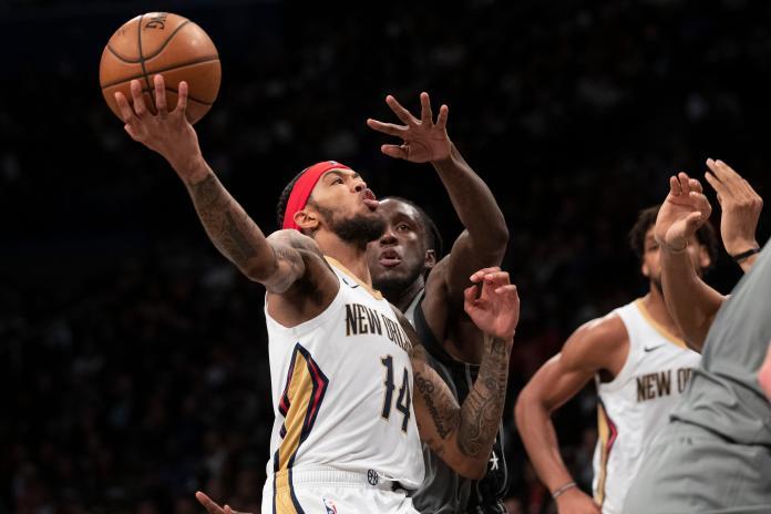 NBA/轟生涯新高40分卻輸球 鵜鶘新星:我還能做更好