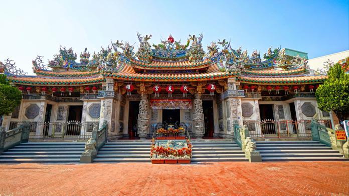 哈瑪星地方大廟「高雄代天宮」 啓動<b>修復</b>將再現歷史風華
