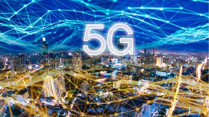 第一張5G執照發了 中華電拔得頭籌
