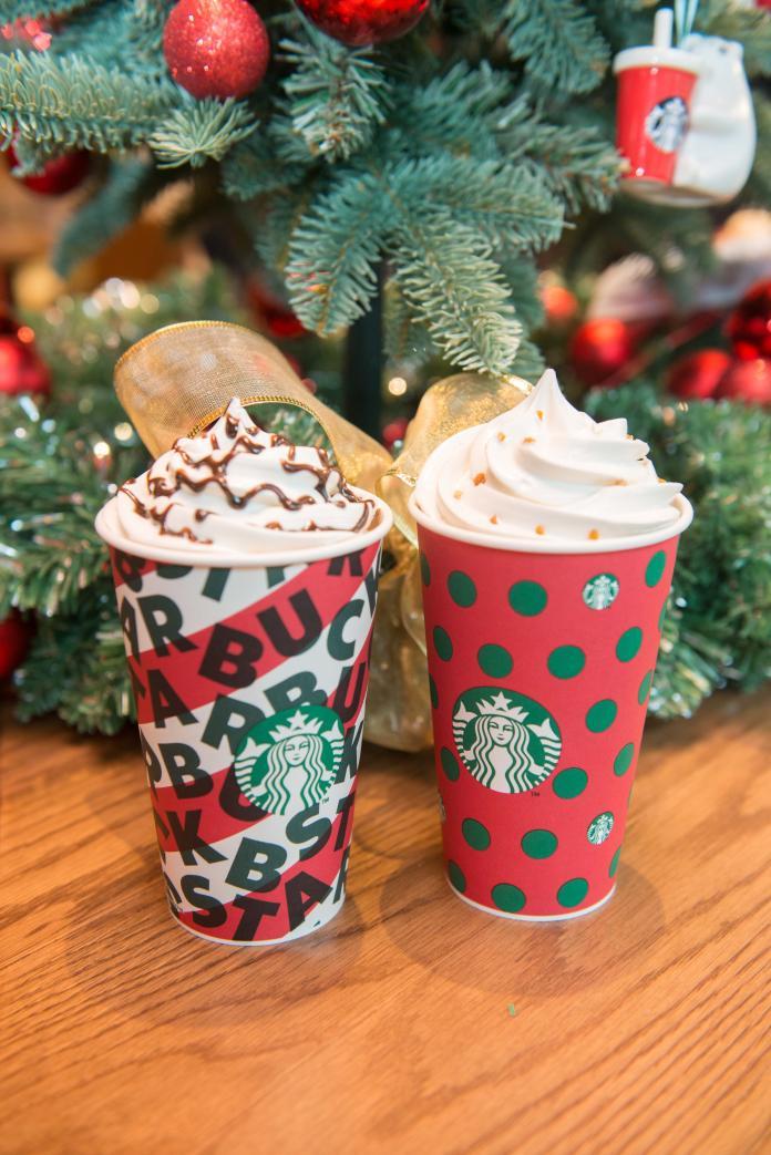 星巴克12月全月買1送1 藉聖誕節和<b>路易莎</b>拚了