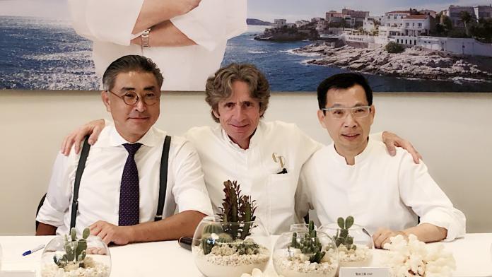 馬賽米其林三星主廚客座高雄 法式餐廳展<b>百老匯</b>料理