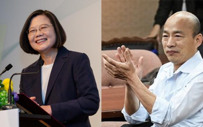 ▲2020總統大選倒數2個月。(圖/臉書、資料照)