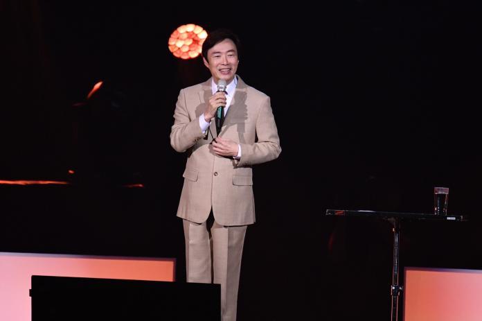 ▲費玉清演唱會11月7日迎來最終場。(圖/記者林柏年攝, 2019.11.07)