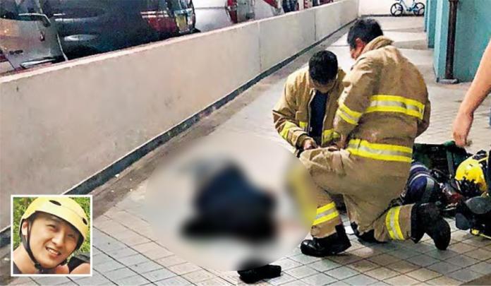 香港科大墜樓生搶救4日不治 今宣告死亡