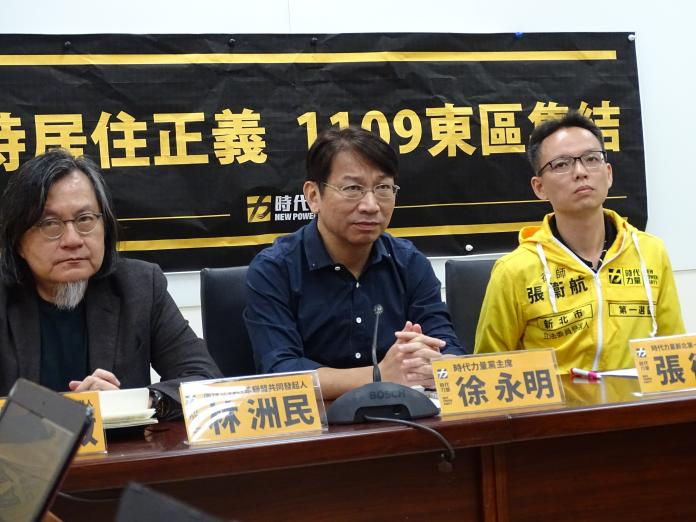 年輕人有工作買不起房 時力酸:韓國瑜失業十年能買豪宅