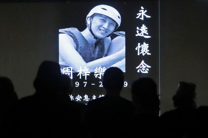 死了都不得安寧 傳22歲香港學生周梓樂出殯遭拒