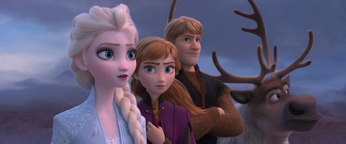 ▲《冰雪奇緣2》每一個角色,這次都有屬於自己的特殊片段。(劇照)