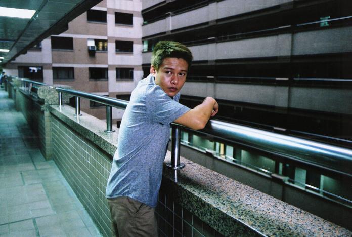 ▲李康生演出《天橋不見了》。(資料照)