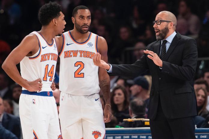NBA/尼克遭爆球員間支持率極低 球隊補強計畫恐受影響