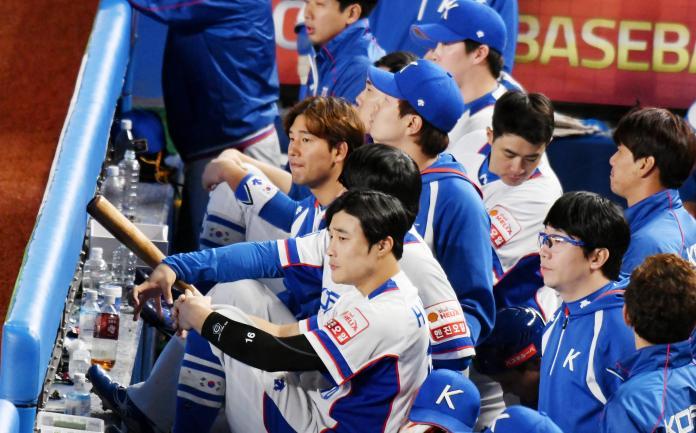 12強連輸台灣、日本 韓媒:棒球強國地位不保