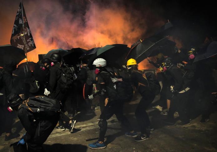 局勢失控!「透視中國」預警:香港即將強硬<b>鎮壓</b>反送中