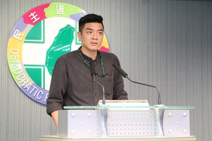 民進黨發言人吳濬彥