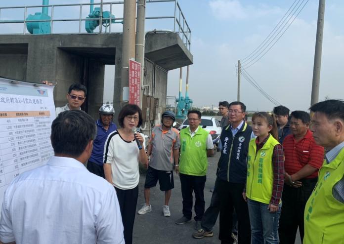 雲林危橋中央全額補助 蘇治芬:不要<b>政治操作</b>