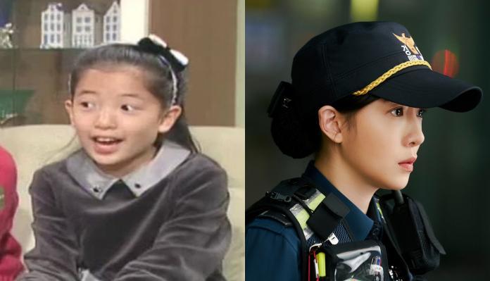 《順風婦產科》6歲童星長大了 變「超正女警」抓變態